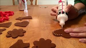 diy cinnamon gingerbread ornaments