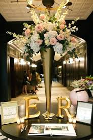 food tables at wedding reception table decoration ideas for wedding receptions chic downtown wedding