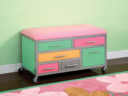 kids room storage bench home design ideas