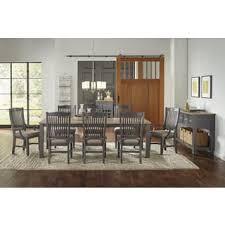 Solid Wood Dining Room Set Size 10 Piece Sets Dining Room Sets Shop The Best Deals For Oct