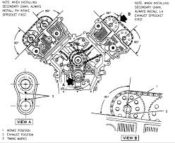 cadillac cts timing chain timeing marks for 4 6 caddy