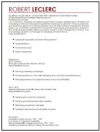 two page cv sample myperfectcv