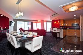 mgm grand signature 2 bedroom suite bellagio tower suite elara bedroom skyline terrace vegas