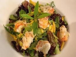 comi de cuisine comi una ensalada de langosta picture of bottega dasso lima