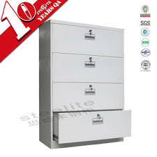 Four Drawer File Cabinet Lockable White Wide Metal 4 Drawer File Cabinet Sale Wide Four