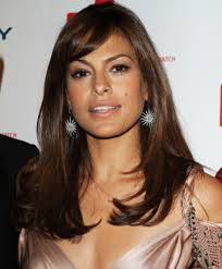 eva longoria long layered hairstyle best haircut style
