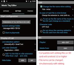 mp3 album editor apk tk tag editor 11 3 3 apk android audio apps