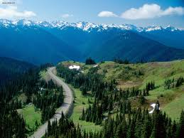 Washington state olympic national park tour