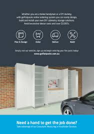 goflatpacks garages goflatpacks while the rest of the house is meticulously built and furnished the garage is more often than not left bare and relatively unfinished