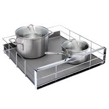 Roll Out Pantry Shelves by Pull Out Pantry Shelves The Container Store