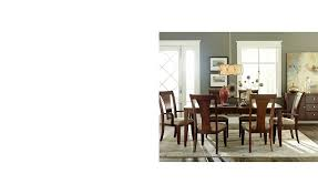 metropolitan contemporary 7 piece dining set dining table 4 side
