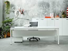 L Form Schreibtisch Frezza Link Schreibtisch Mit Melamin Oder Glasplatte