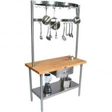 kitchen island with pot rack kitchen island with pot rack foter