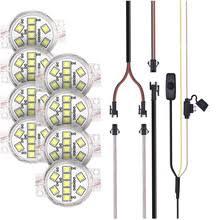 Rv Awning Led Light Strip Popular Awning Lights Buy Cheap Awning Lights Lots From China