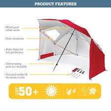 Ll Bean Beach Umbrella by Sport Brella Walmart Com