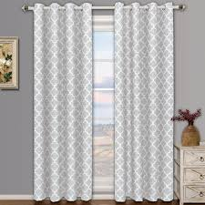 Silver Valance Buy 96 Inches Length Curtains For Windows Luxury Linens 4 Less