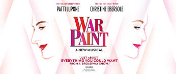 Paint by War Paint A New Musical Official Broadway Site Home