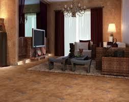 Rustic Tile Bathroom - brown ceramic floor tiles from floor tiles suppliers
