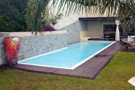 how to build a lap pool home dzine garden put in a lap pool