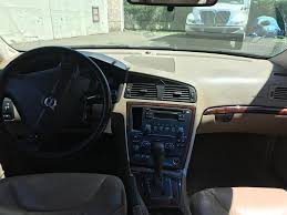 Volvo S60 2005 Interior Volvo S60 2005 In East Windsor Ellington Windsor Ct Central A