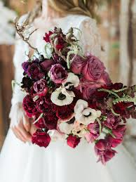 fall wedding bouquets 15 stunning fall wedding bouquets the magazine