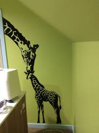 Giraffe Baby Decorations Nursery by Wall Decals For Baby Nursery Nursery Wall Decorations