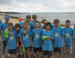 custom t shirts for tvsc 11 and 12 year old boys at open water
