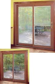 Patio Slider Door Patio Doors And Sliding Doors Custom Built Windows Inc