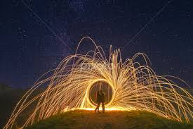 Light Painting Landscape Photography Light Painting Abstract Pixoto