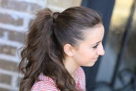 how to get the perfect ponytail hairstyle tips cute girls