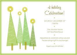 Dinner Invitation Card Wording Holiday Dinner Invitation Template Cimvitation
