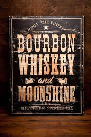 bourbon sign 437 best sign images on diy signs wood signs and