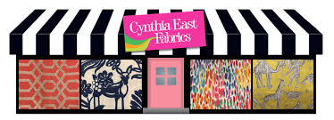 Graphic Upholstery Fabric Cynthia East Fabrics Upholstery Fabric Decorative Fabric In