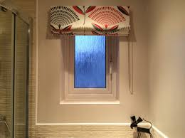 kate chooses a colourful roman blind for her en suite web blinds