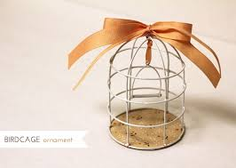 birdcage ornament tutorial how joyful a creative
