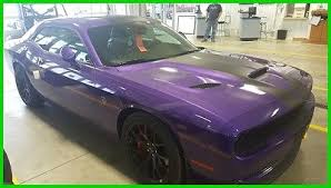 dodge challenger with sunroof for sale 2016 dodge challenger hellcat sunroof carbon stripes dodge