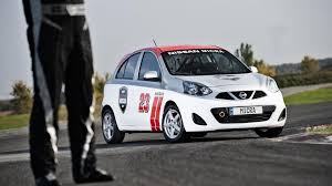 nissan race car nissan introduces the cheapest race car in canada video