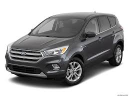 Ford Escape White - ford escape expert reviews