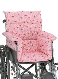 wheelchair cushion and cover free sewing pattern accessible