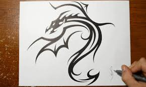famed easy to draw designs draw easy tattoo designs sketch