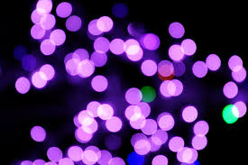 purple pictures blurred christmas lights purple picture free photograph photos