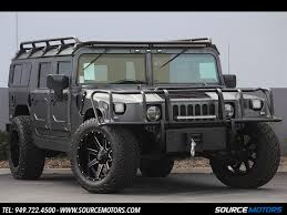 military hummer h1 2001 hummer h1 wagon 4dr turbodiesel for sale in orange county ca