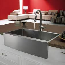 stainless farmhouse kitchen sink brilliant stainless steel farmhouse sink intended for lovable