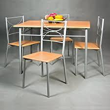 chaises cuisine couleur ensemble table et 4 chaises cuisine salle à manger set couleur