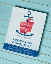 nautical save the date nautical save the dates front occasions