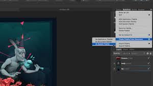 affinity designer colour palette from document on vimeo