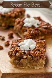 pecan pie bars with gluten free option neighborfood