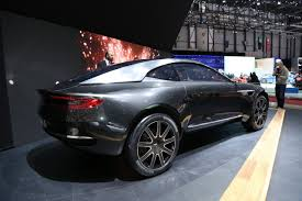 aston martin lagonda concept interior aston martin suv new aston martin suv may use mercedes gl platform