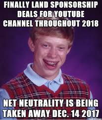 We Love Meme - the fcc decision will decimate our hopes for doing what we love