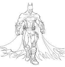 batman arkham city coloring pages batman printable u0026 free
